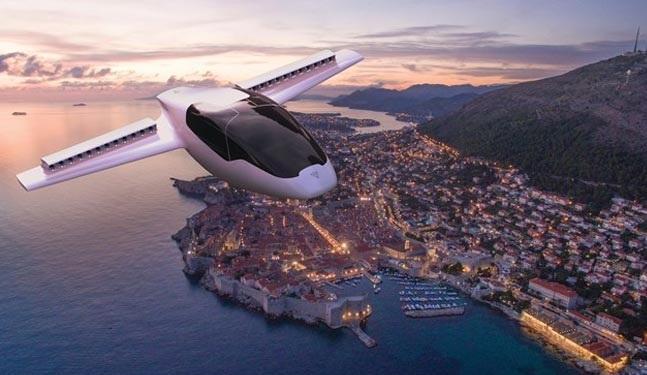 perierga.gr - Lilium: Το ιπτάμενο ταξί
