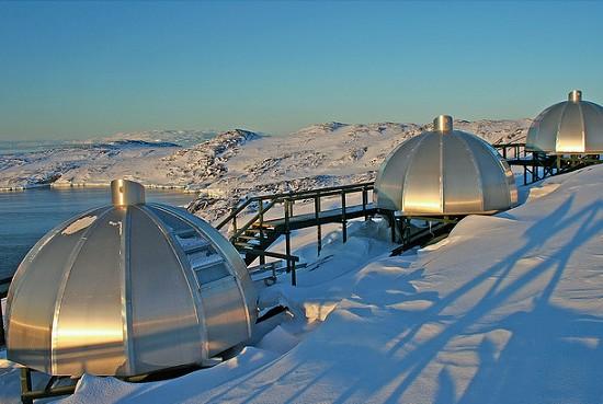 perierga.gr - Top 10 Lodges για τους λάτρεις της περιπέτειας