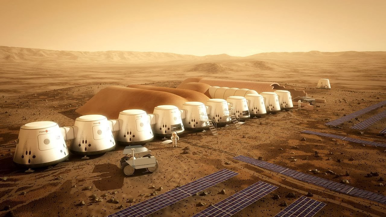 perierga.gr - Πόσο επικίνδυνο είναι το να αποικίσουμε στον πλανήτη Άρη;