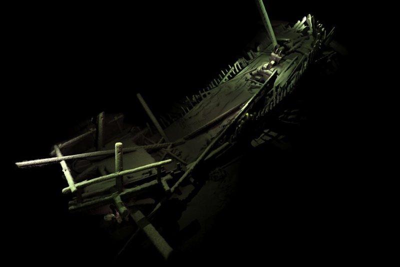 Βρέθηκε απίστευτα καλοδιατηρημένο μεσαιωνικό ναυάγιο!