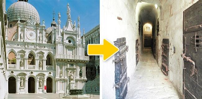 perierga.gr - Μυστικές θέσεις κρυμμένες σε γνωστά αξιοθέατα
