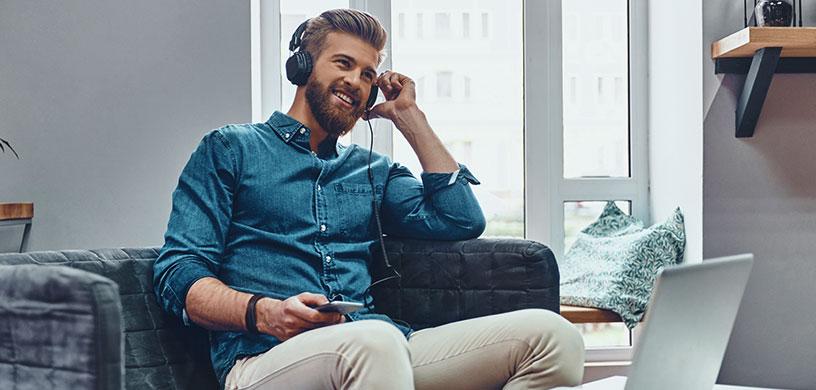 Εάν η μουσική σάς προκαλεί ρίγη, έχετε έναν ξεχωριστό εγκέφαλο!