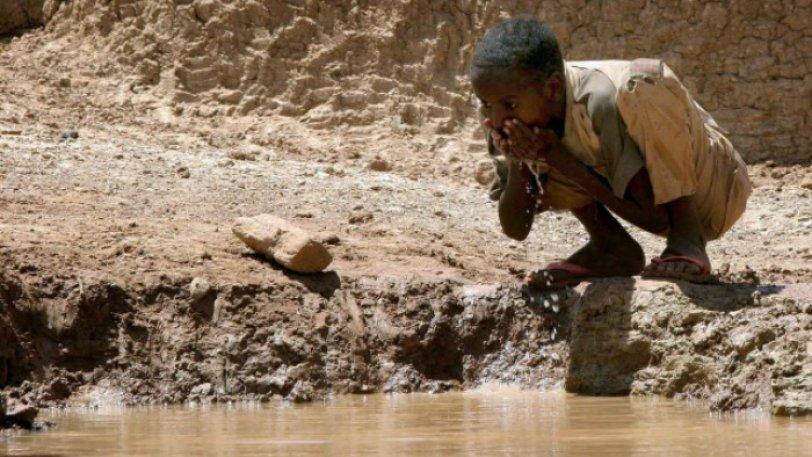 perierga.gr - Το απίστευτο πείραμα της Unicef: Πούλησε νερό σε... χιλιόμετρα!