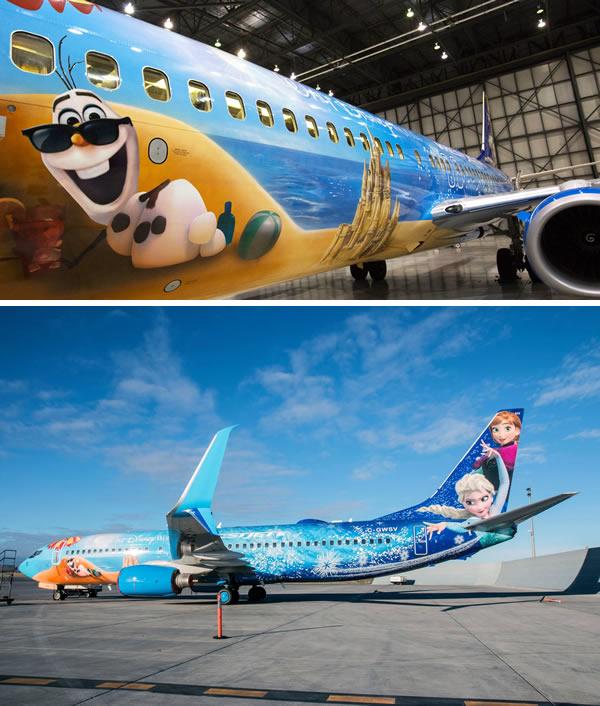 perierga.gr - Αεροπλάνα με εντυπωσιακές ζωγραφιές!