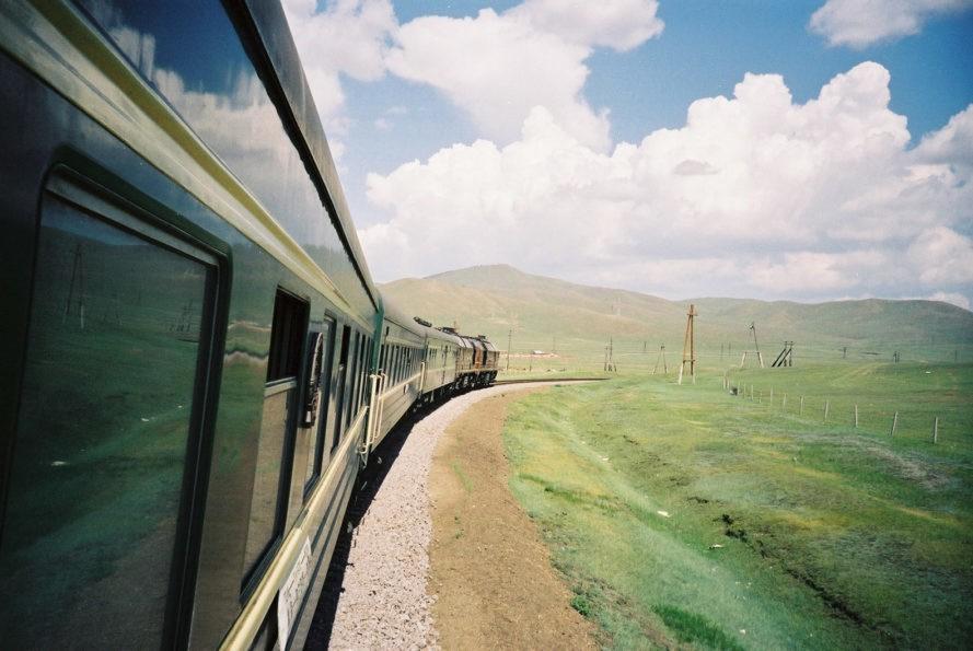 perierga.gr - Από το Τόκιο στο Λονδίνο με τρένο!