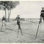 Οι βοσκοί της Γαλλίας του 19ου αι. περπατούσαν με ξυλοπόδαρα!