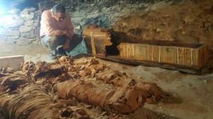 Ανακαλύφθηκε φαραωνικός τάφος 2.500 ετών σε άριστη κατάσταση!