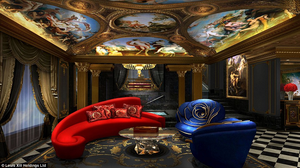 The 13: Το χλιδάτο ξενοδοχείο που η βραδιά κοστίζει 100.000 δολάρια!