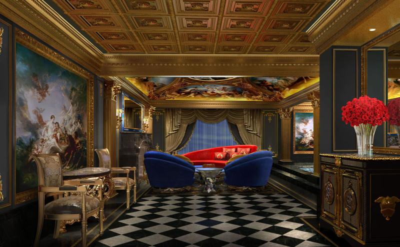 perierga.gr - The 13: Το χλιδάτο ξενοδοχείο που η βραδιά κοστίζει 100.000 δολάρια!