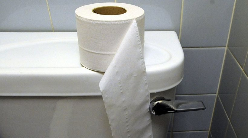 perierga.gr - Ηλεκτρικό ρεύμα από χρησιμοποιημένα χαρτιά τουαλέτας!
