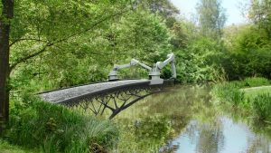Στην Ολλανδία η πρώτη... εκτυπωμένη γέφυρα από μπετόν!