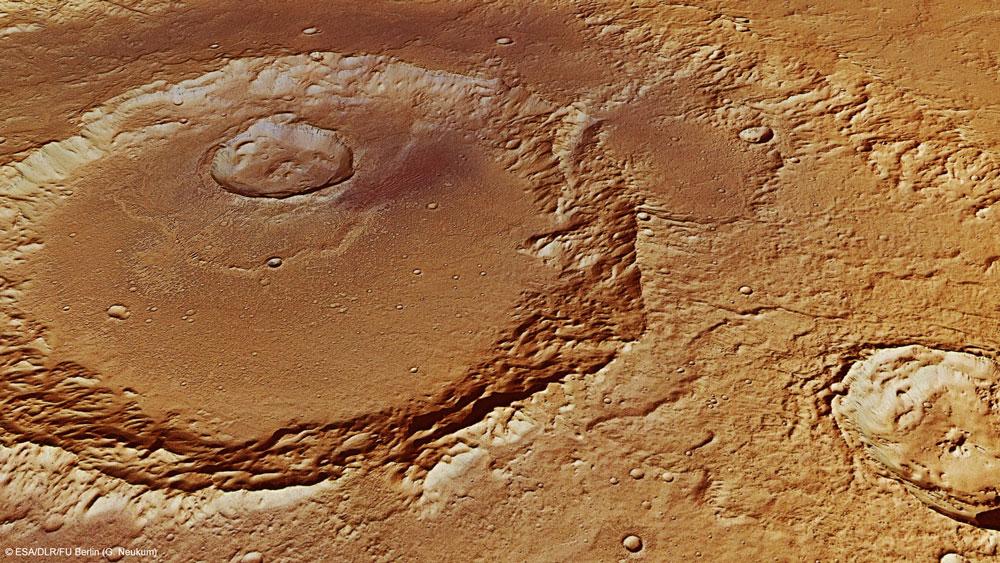 perierga.gr - Ελλάς: Η άγνωστη πεδιάδα του Άρη!
