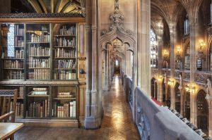 Πανέμορφες βιβλιοθήκες στο φακό του φωτογράφου!