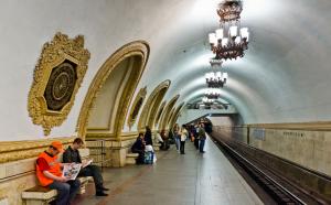 7 υπέροχοι σταθμοί Μετρό στον κόσμο
