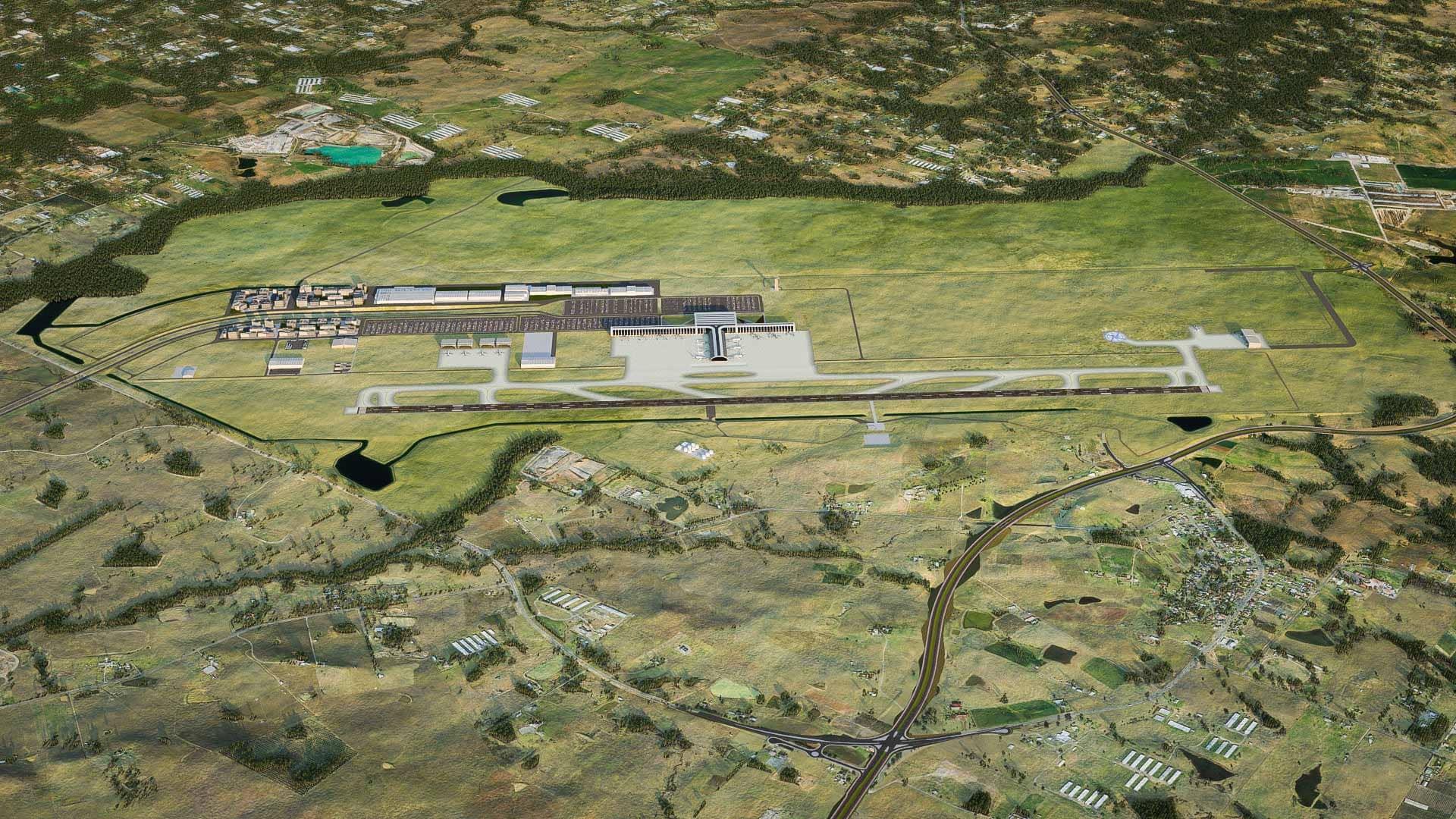 perierga.gr - 9 υπέροχα αεροδρόμια υπό κατασκευή