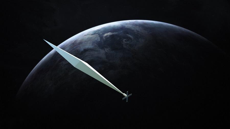 """perierga.gr - Το πρώτο διαστημικό """"γλυπτό"""" ετοιμάζεται να... πετάξει στο Διάστημα!"""