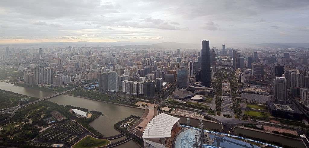 perierga.gr - 10 πόλεις με τους περισσότερους ουρανοξύστες
