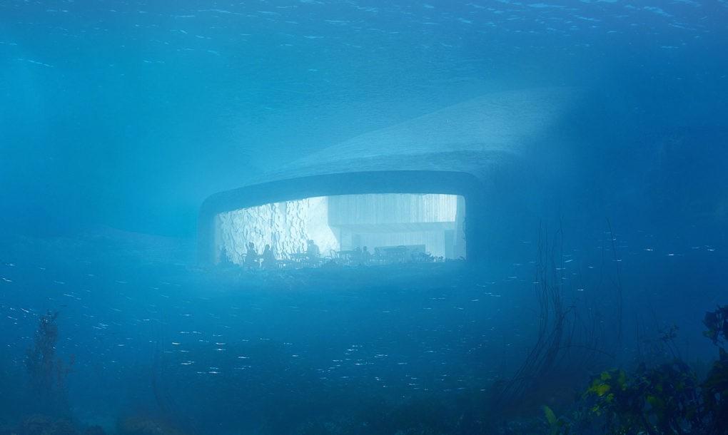 perierga.gr - Το πρώτο υποβρύχιο εστιατόριο στην Ευρώπη!