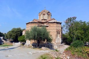 Η παλαιότερη εκκλησία της Αθήνας
