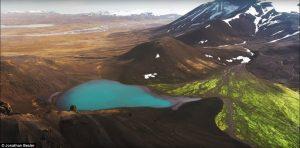 Πετώντας με drone πάνω από την Ισλανδία!