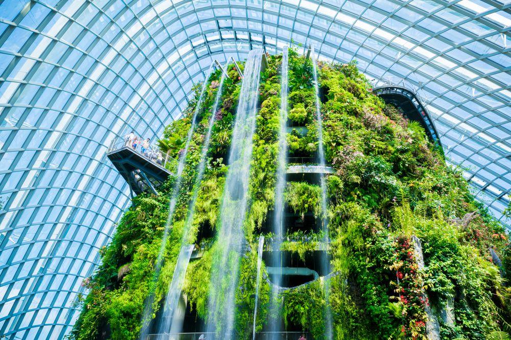 perierga.gr - Υπέροχοι εσωτερικοί κήποι στον κόσμο!