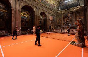 Το πιο εμπβληματικό γήπεδο τένις!