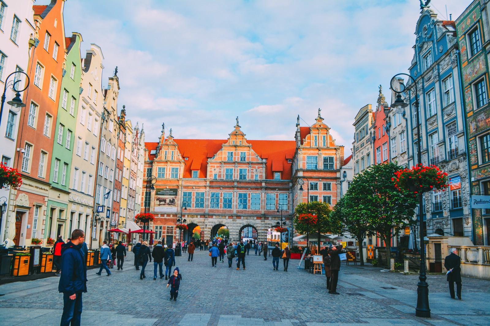 perierga.gr - Το μαγευτικό Gdansk στην Πολωνία θυμίζει σκηνικό σε ταινία εποχής!