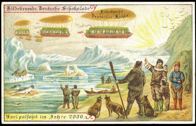 perierga.gr - Πώς έβλεπαν οι άνθρωποι τη ζωή στο μέλλον το 1900;