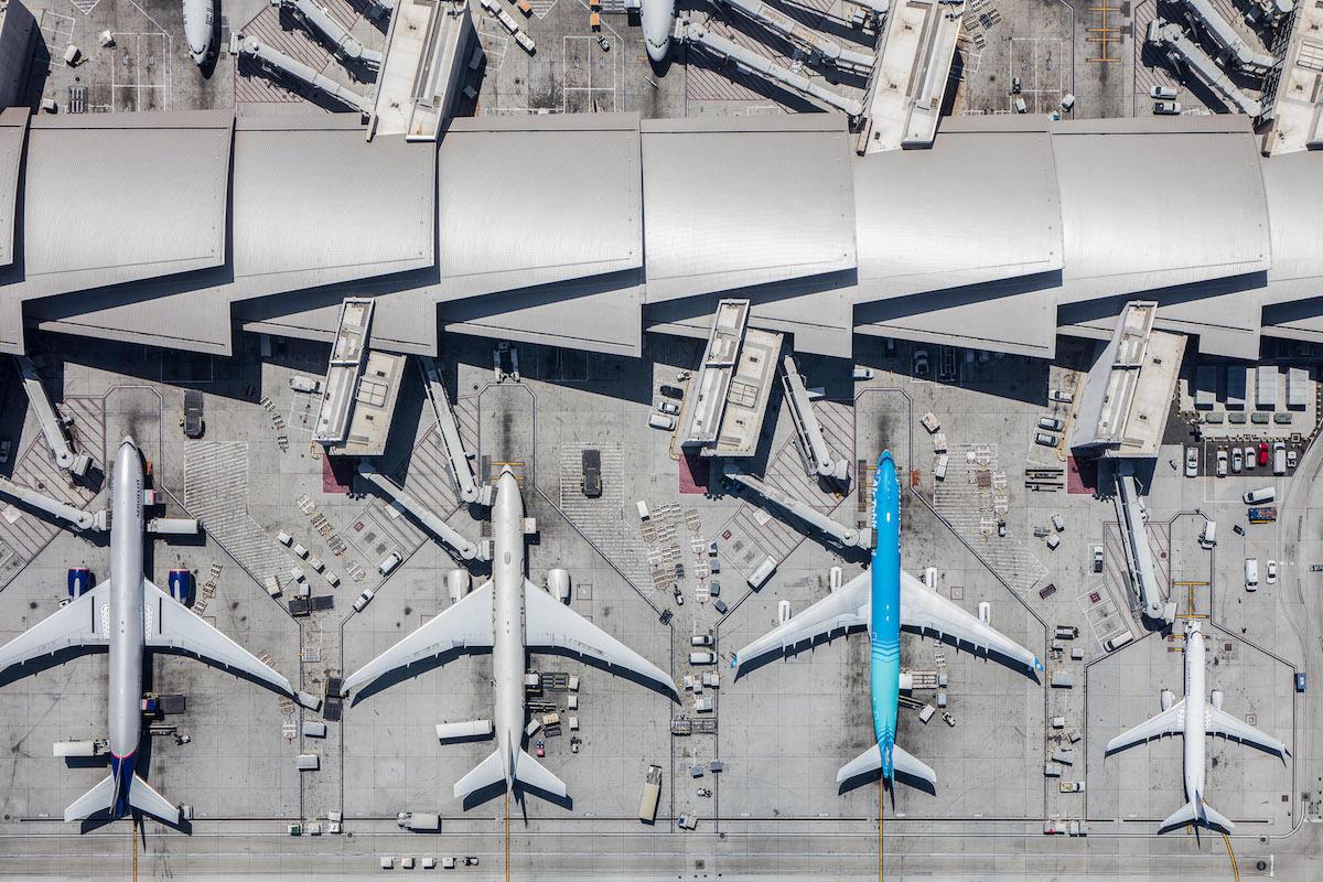perierga.gr - Η υπέροχη συμμετρία των αεροδρομίων!