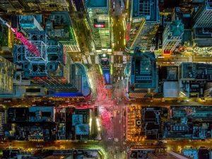Η Νέα Υόρκη και το Λος Άντζελες από ψηλά!