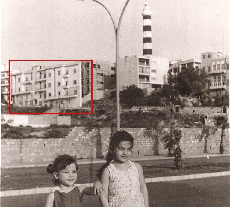 perierga.gr - Το πιο στενό κτήριο του Λιβάνου κατασκευάστηκε από ένα... πείσμα!