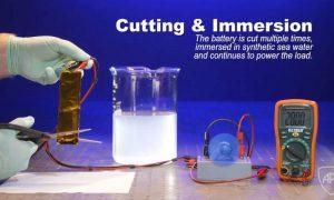 Έλληνας ερευνητής δημιούργησε ανθεκτική μπαταρία λιθίου