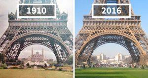 Εικόνες Πριν & Μετά που δείχνουν πόσο έχει αλλάξει ο κόσμος!