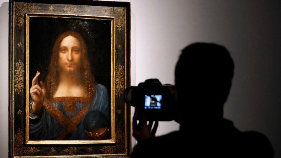 perierga.gr - Ρεκόρ για πίνακα του Ντα Βίντσι που πουλήθηκε 400 εκ. δολάρια!