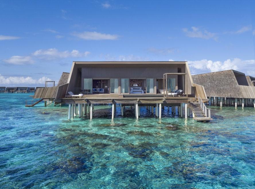 perierga.gr - Νεόκοπο resort στις Μαλδίβες είναι χάρμα οφθαλμών!