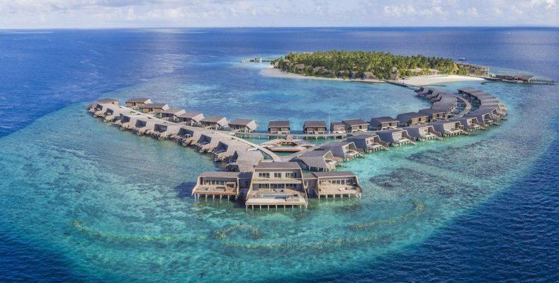 Νεόκοπο resort στις Μαλδίβες είναι χάρμα οφθαλμών!