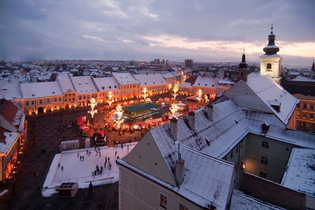 Perierga.gr - Η άγνωστη όμορφη χριστουγεννιάτικη αγορά της Ευρώπης