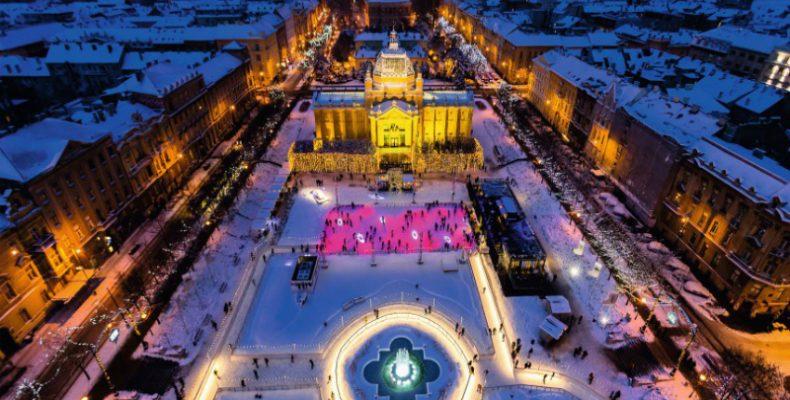Αυτή η Χριστουγεννιάτικη αγορά ψηφίστηκε η καλύτερη στην Ευρώπη