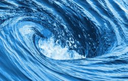 Perierga.gr - Διπλή δίνη υδάτων καταγράφηκε για πρώτη φορά