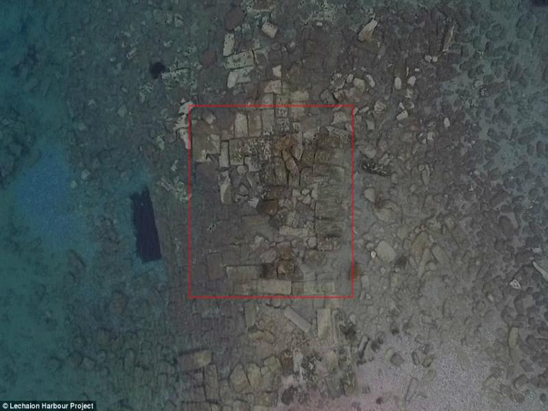 Perierga.gr-Αποκαλύφθηκαν τα μυστικά του αρχαίου λιμανιού της Κορίνθου