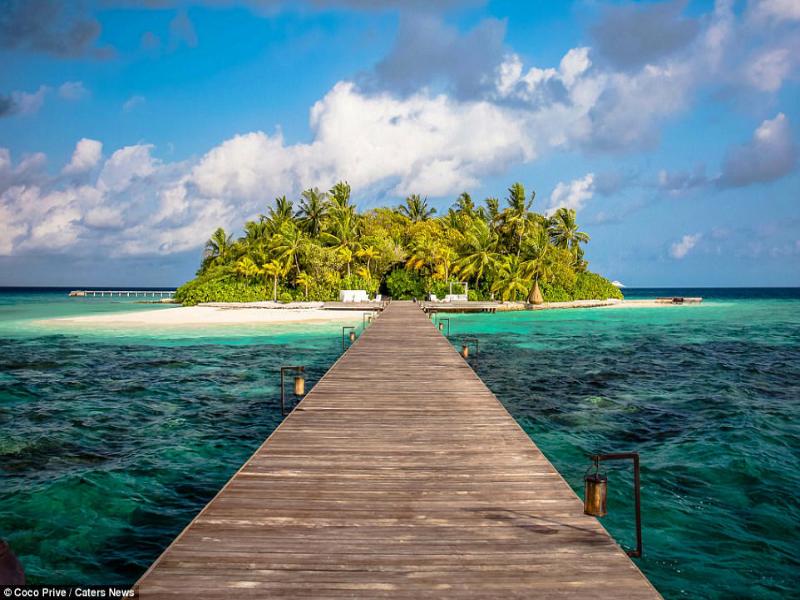 Perierga.gr - Το πιο...ιδιωτικό νησί στον κόσμο!