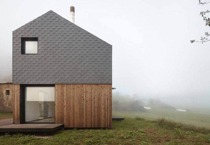 Perierga.gr - Σύγχρονο σπίτι συναρμολογήθηκε σε 5 ώρες!
