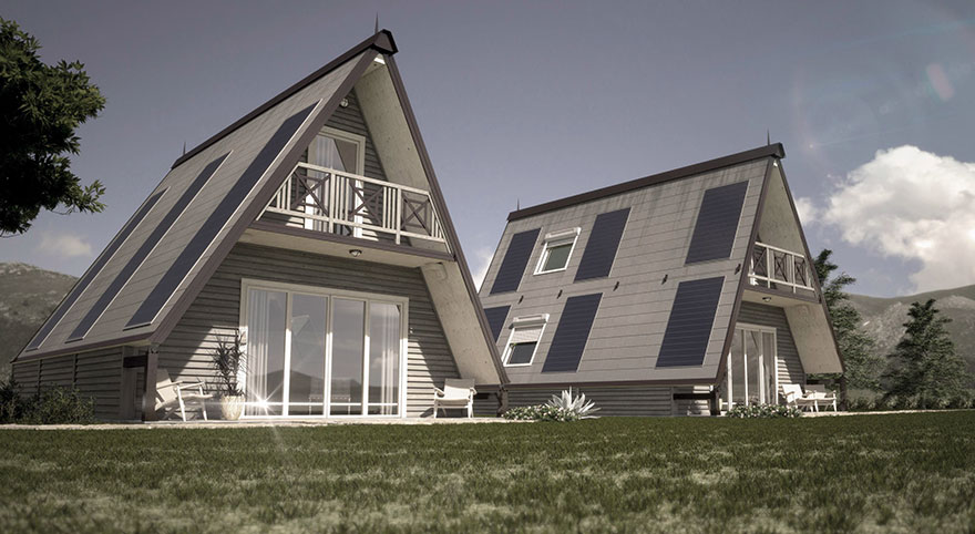 perierga.gr - Σπίτι κατασκευάζεται σε 6 ώρες και κοστίζει 27.000 ευρώ!