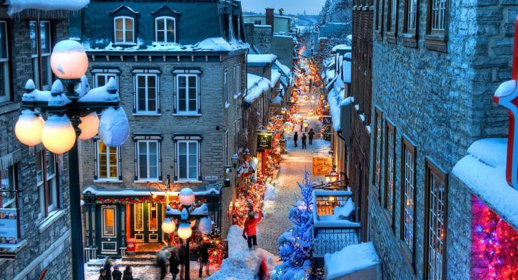 Μαγευτικές χριστουγεννιάτικες εικόνες από όλο τον κόσμο!