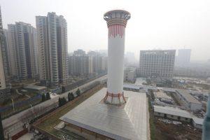 Γιγάντιος ιονιστής θα καθαρίζει τον αέρα μιας… πόλης