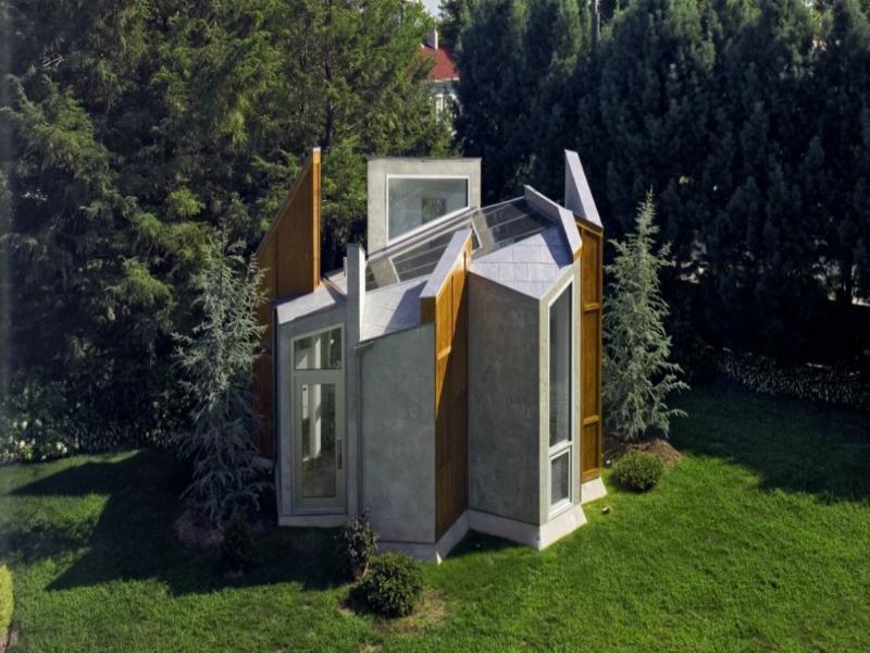 Perierga.gr - Στούντιο εμπνευσμένο από τα φτερά πεταλούδων