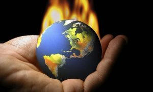 Το 2017 ανάμεσα στις 3 πιο θερμές χρονιές από το 1880