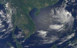 Ρεκόρ τυφώνων στην Ελλάδα το 2017