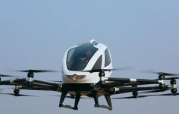 Perierga.gr - Πραγματοποιήθηκε η πρώτη πτήση drone με επιβάτες