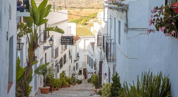 Μια γραφική «λευκή πόλη» στην Ανδαλουσία